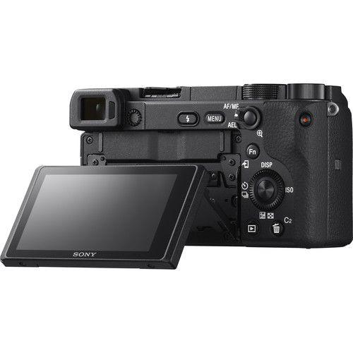 Camara Sony Aplha A6400 16-50MM F/3.5-5.6 Oss