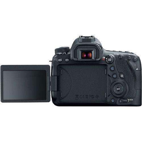 Camera Canon Eos 6D Mark II 24-105MM F/4L Is II Usm