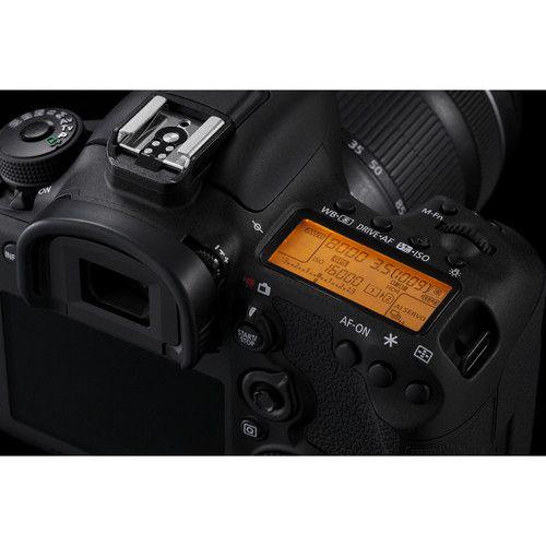Camera Canon EOS 7D Mark II DSLR (Corpo)