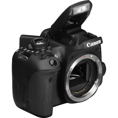 Camera Canon Eos Rebel T6I Corpo