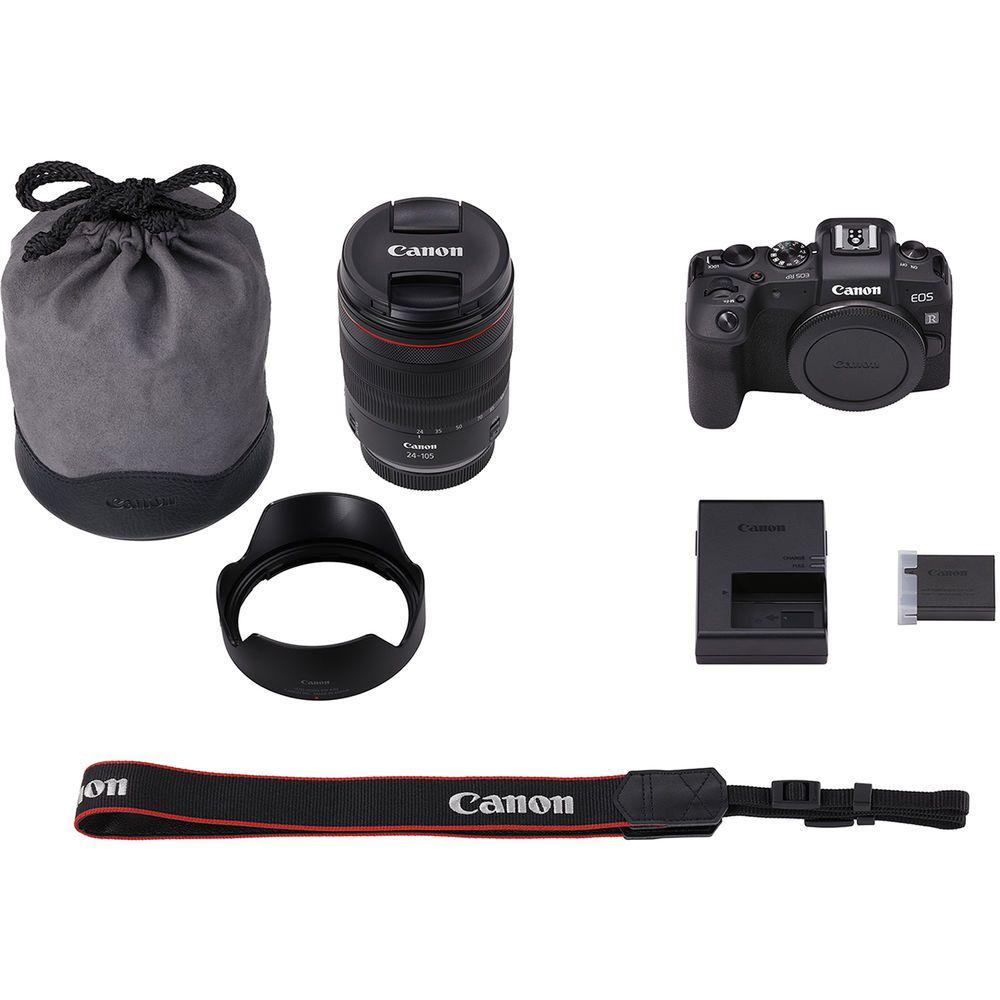 Camera Canon Eos RP Kit 24 - 105 MM
