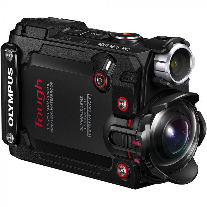 Câmera De Ação Olympus Stylus Tough TG-Tracker