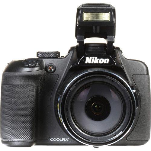 Câmera Digital Nikon Coolpix B700 20.3MP 3.0