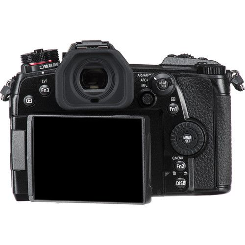 Câmera digital Panasonic Micro Lumix DC-G9 sem espelho de quatro terços (apenas o corpo)