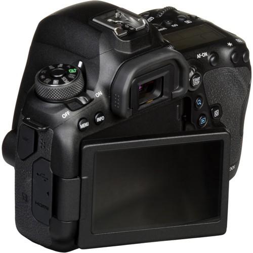 Câmera DSLR Canon EOS 6D Mark II (somente corpo)