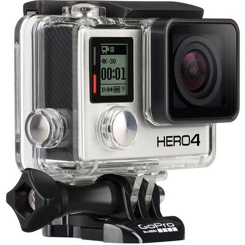Camera GoPro HERO4 Preto
