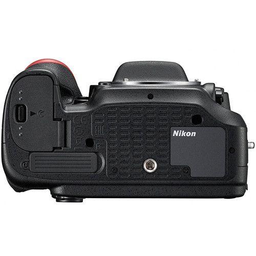 Camera Nikon D7200 Corpo Preto