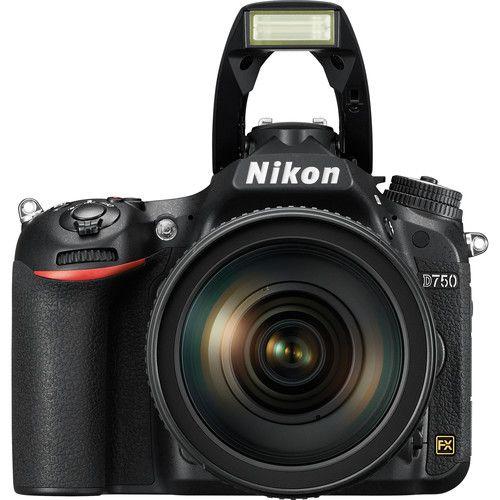 Camera Nikon D750 24-120MM