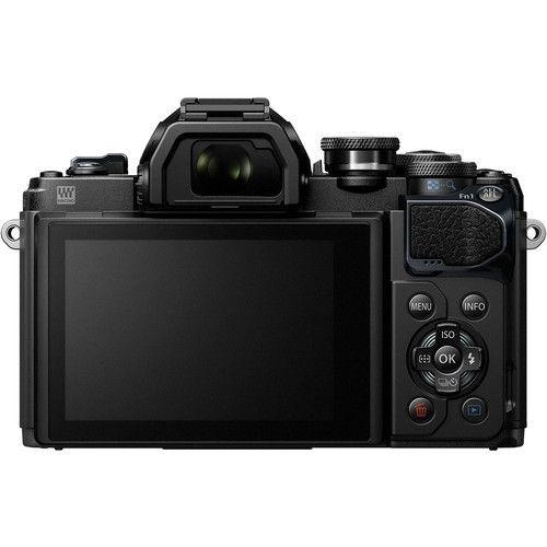 Câmera Olympus OM-D E-M10 Mark III Corpo