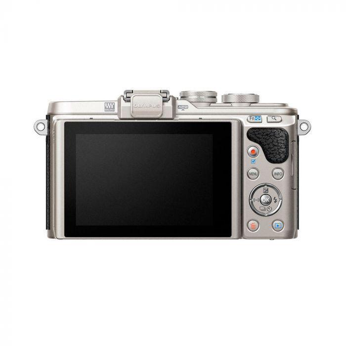 Câmera Olympus PEN E-PL8