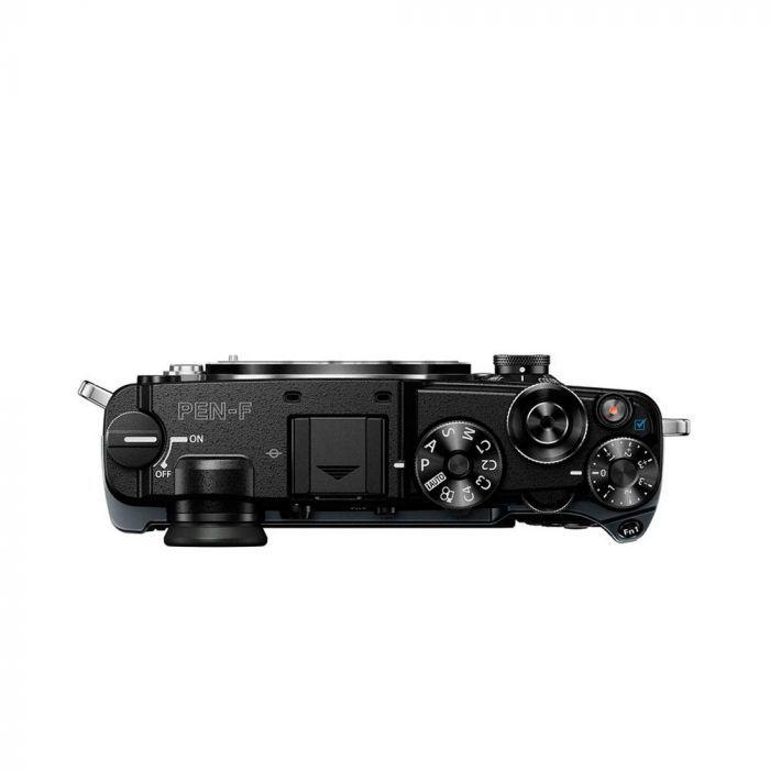 Câmera Olympus PEN-F