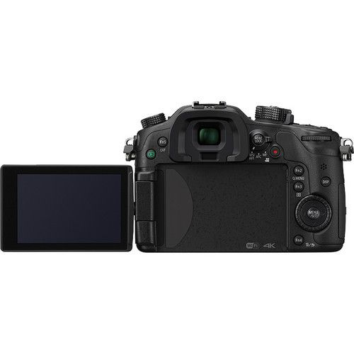 Câmera digital Panasonic Micro Lumix DMC-GH4