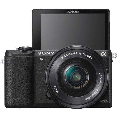 Câmera Sony A5100 Kit 16-50mm F/3.5-5.6 OSS