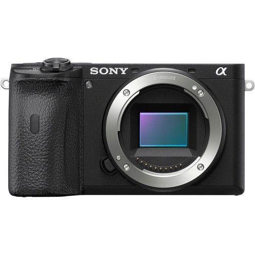 Câmera Sony A6600 Corpo