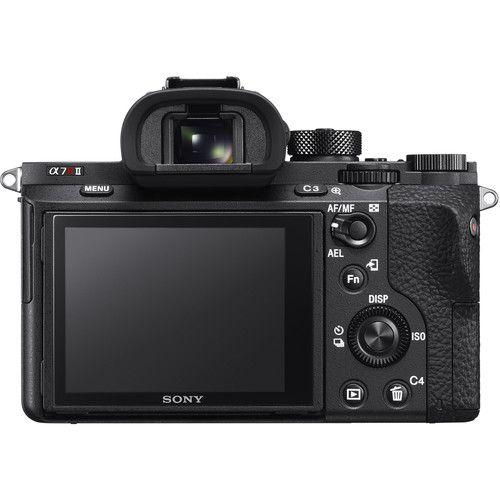 Camera Sony A7R II (ILCE-7RM2) Corpo