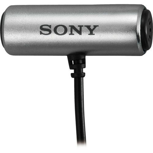 Clip Sony ECM-CS3 Tie Microfone