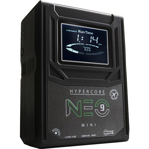 Core SWX Hypercore NEO 9 Mini 98Wh Lithium-Ion Battery (V-Mount)