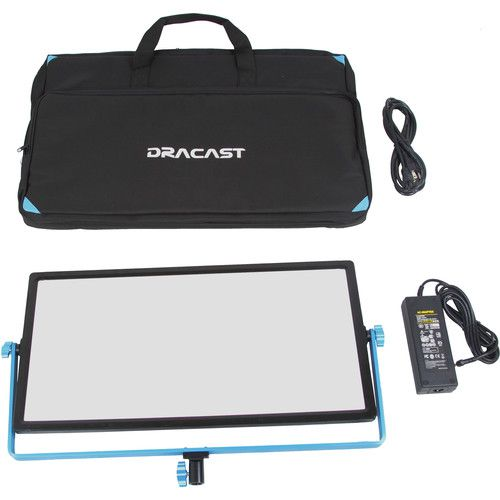 Dracast Silkray 800 Bi-Color LED Panel Light