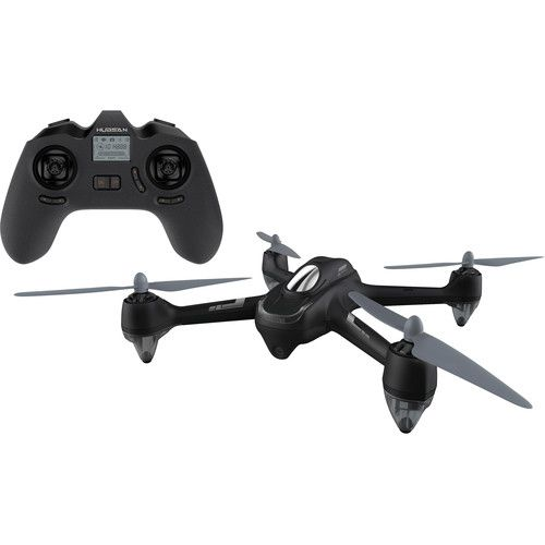 Drone Hubsan H501C X4 Brushless Cam - Preto