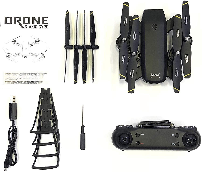 Drone Phip PH01 - Preto