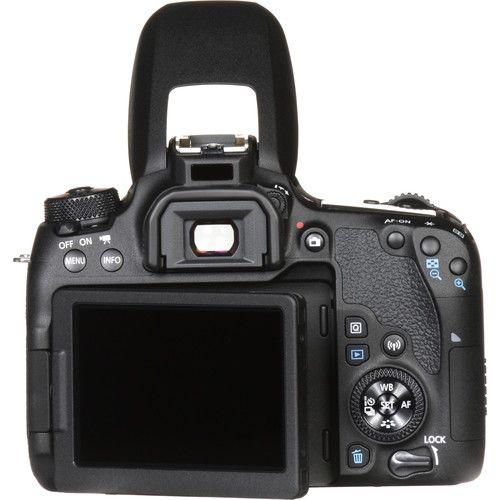 EOS 77D DSLR Camera (Corpo)