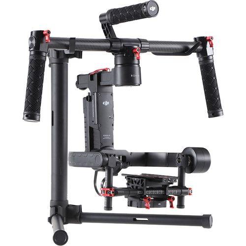 Estabilizador DJI Ronin-M 3-Axis Handheld Gimbal