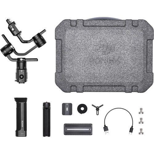 Estabilizador Gimbal DJI ronin-s  Essential Kit