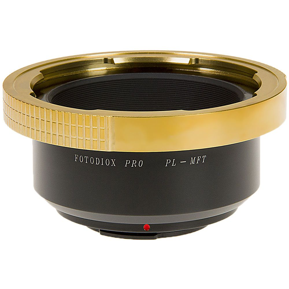 FotodioX Pro Lens Mount Adapter Arri PL to MFT