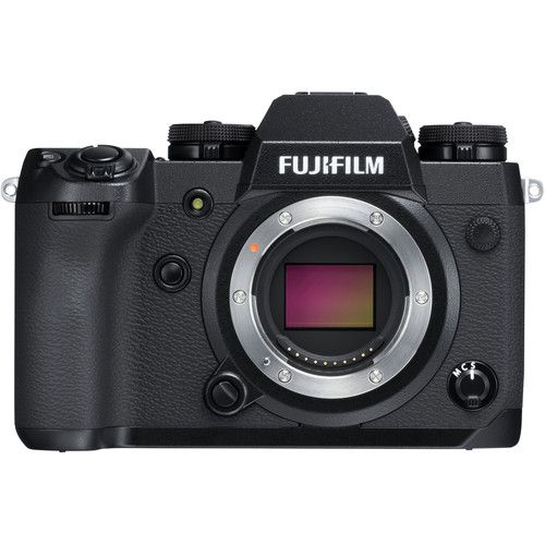 FUJIFILM X-H1 Mirrorless Digital Camera Body