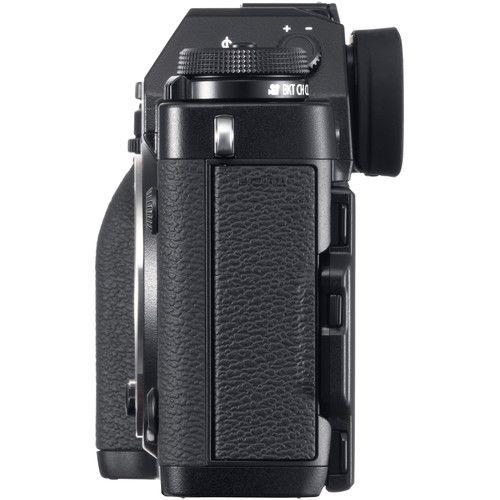FUJIFILM X-T3 Mirrorless Digital Camera (Body Only, Black)