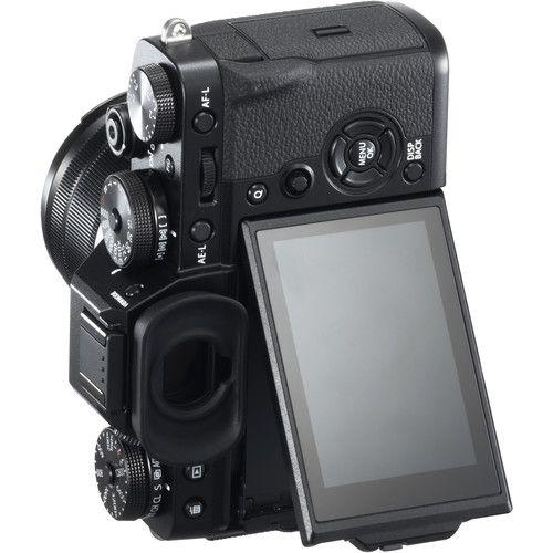 FUJIFILM X-T3 Mirrorless Digital Camera with 18-55mm Lens (Black)