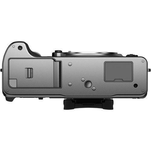 FUJIFILM X-T4 Mirrorless Digital Camera (Body Only, Silver)