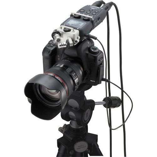Gravador Zoom H5  Preto