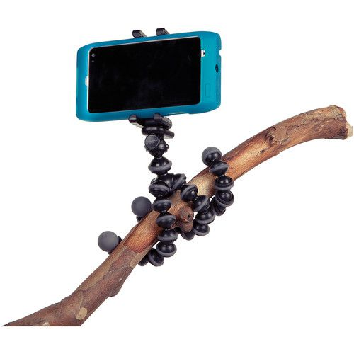 JOBY Suporte GripTight XL Gorillapod para smartphones (preto / carvão)