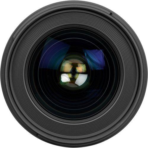 Lente Art Sigma 24mm f / 1.4 DG HSM para Canon EF