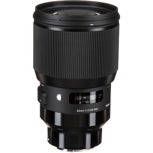 Lente Art Sigma 85mm f / 1.4 DG HSM para Sony E