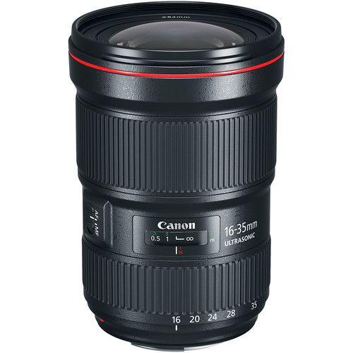 Lente Canon EF 16-35mm f/2.8L III USM Lens