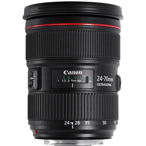 Lente Canon Ef 24-70 F2.8L II Usm