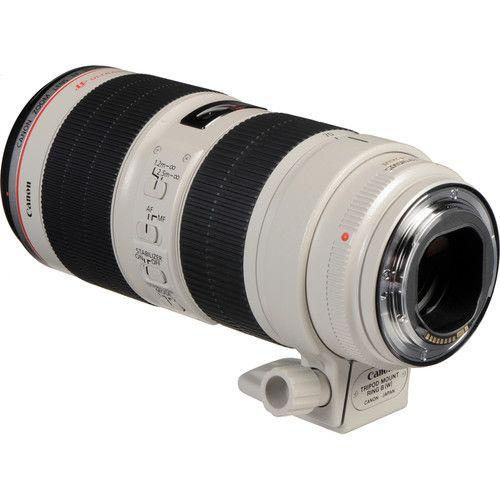 Lente Canon EF 70-200mm f/2.8L IS II USM Lens