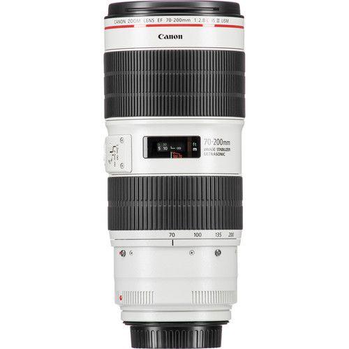 Lente Canon Ef 70-200MM F/2.8L Is III Usm