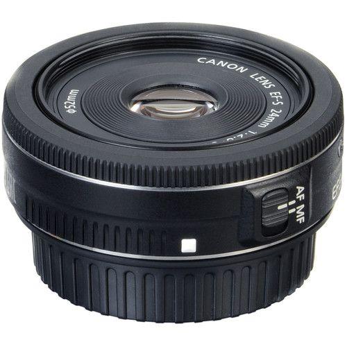 Lente Canon Ef - s 24MM F/2.8 STM