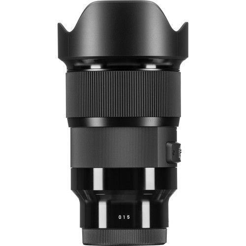 Lente de Arte Sigma 20mm f / 1.4 DG HSM para Sony E