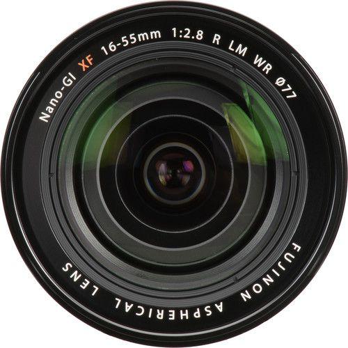 Lente FUJIFILM XF 16-55mm f / 2.8 R LM WR