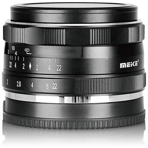 Lente Meike MK-35mm f / 1.7 para Micro Quatro Terços