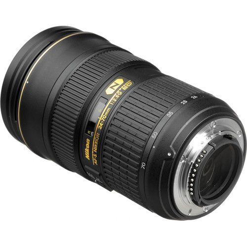 Lente Nikon FX 24-70MM F/2.8G Ed