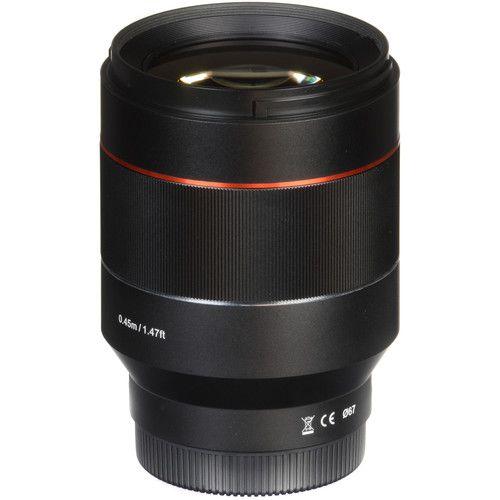 Lente Rokinon AF 50mm f/1.4 FE for Sony E