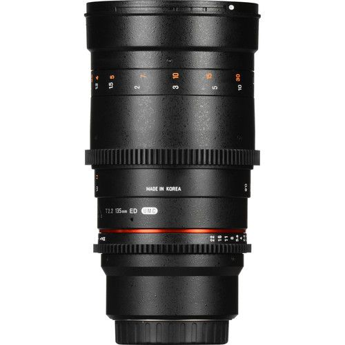 Lente Rokinon Sony 135MM T2.2 Cine DS