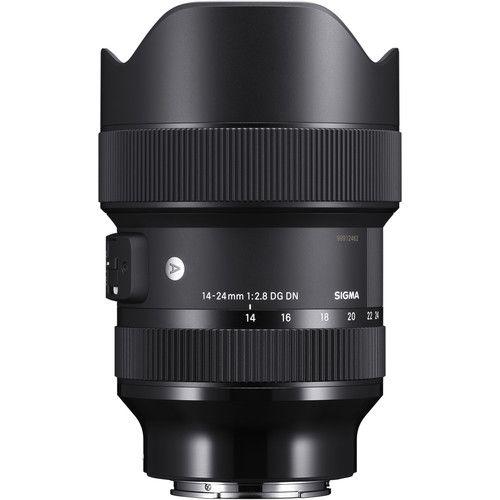Lente Sigma 14-24mm f / 2.8 DG DN Art para Sony E