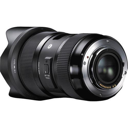 Lente Sigma DC 18-35mm F/1.8 HSM ART Para Canon
