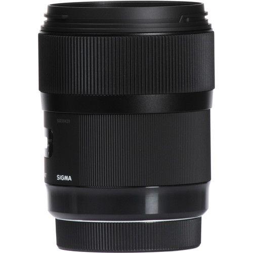 Lente Sigma DG 35MM F/1.4 HSM Art para Canon